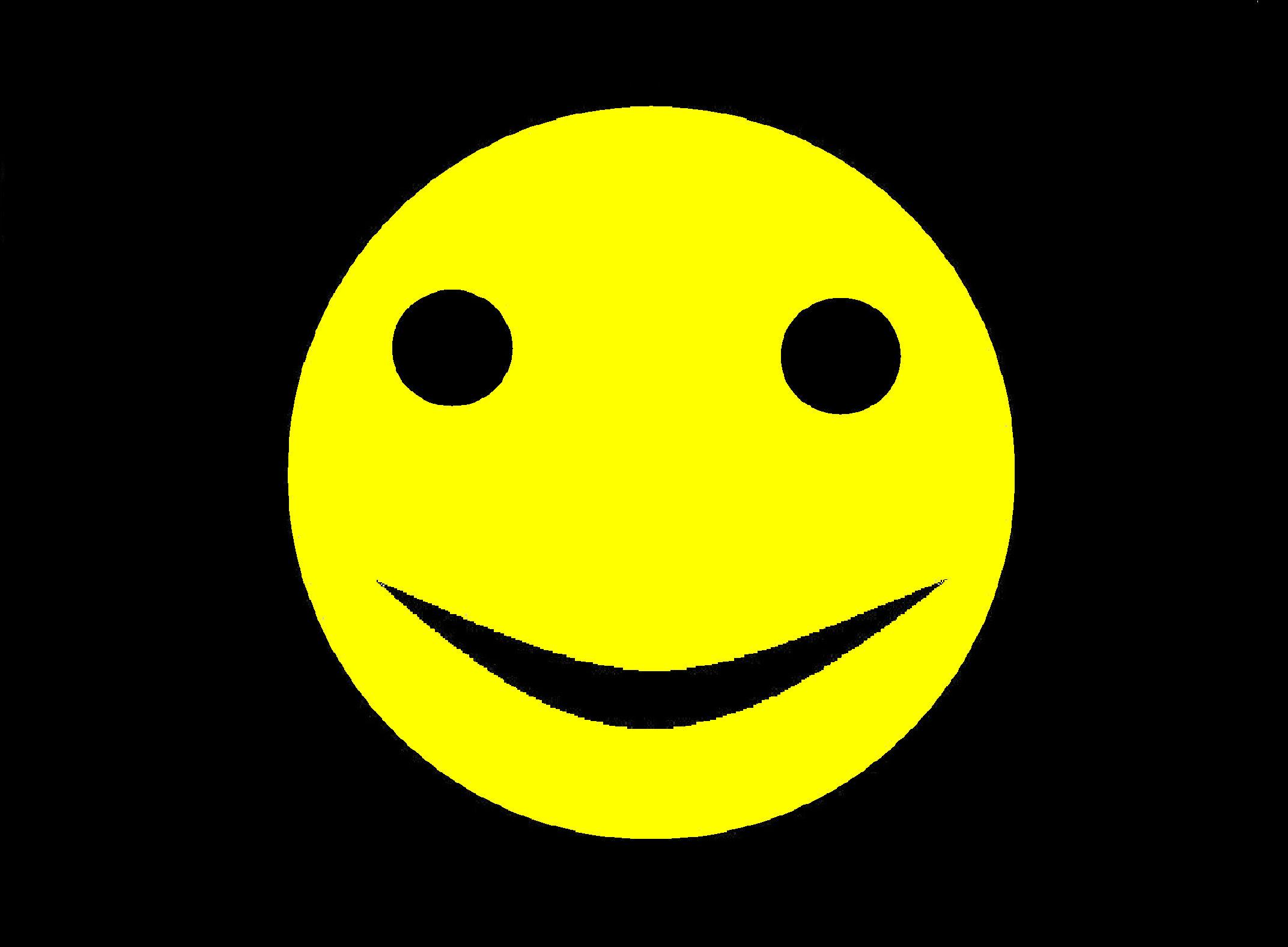 smiley unter bücher